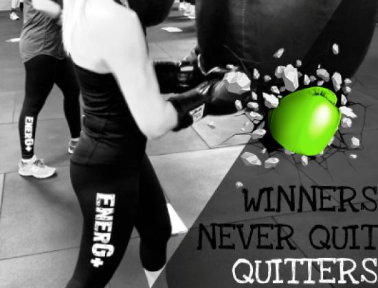 enerG+ boxing & pilates studio