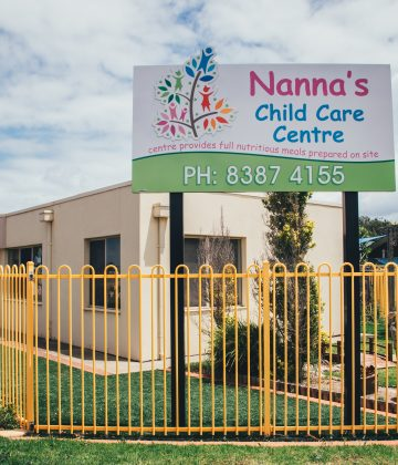 Nannas childcare centre